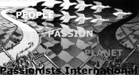 Passionists International logo